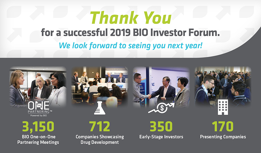 Recap of BIF 2019