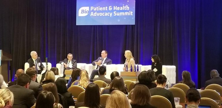 BIO Patient & Health Advocacy Summit 2019