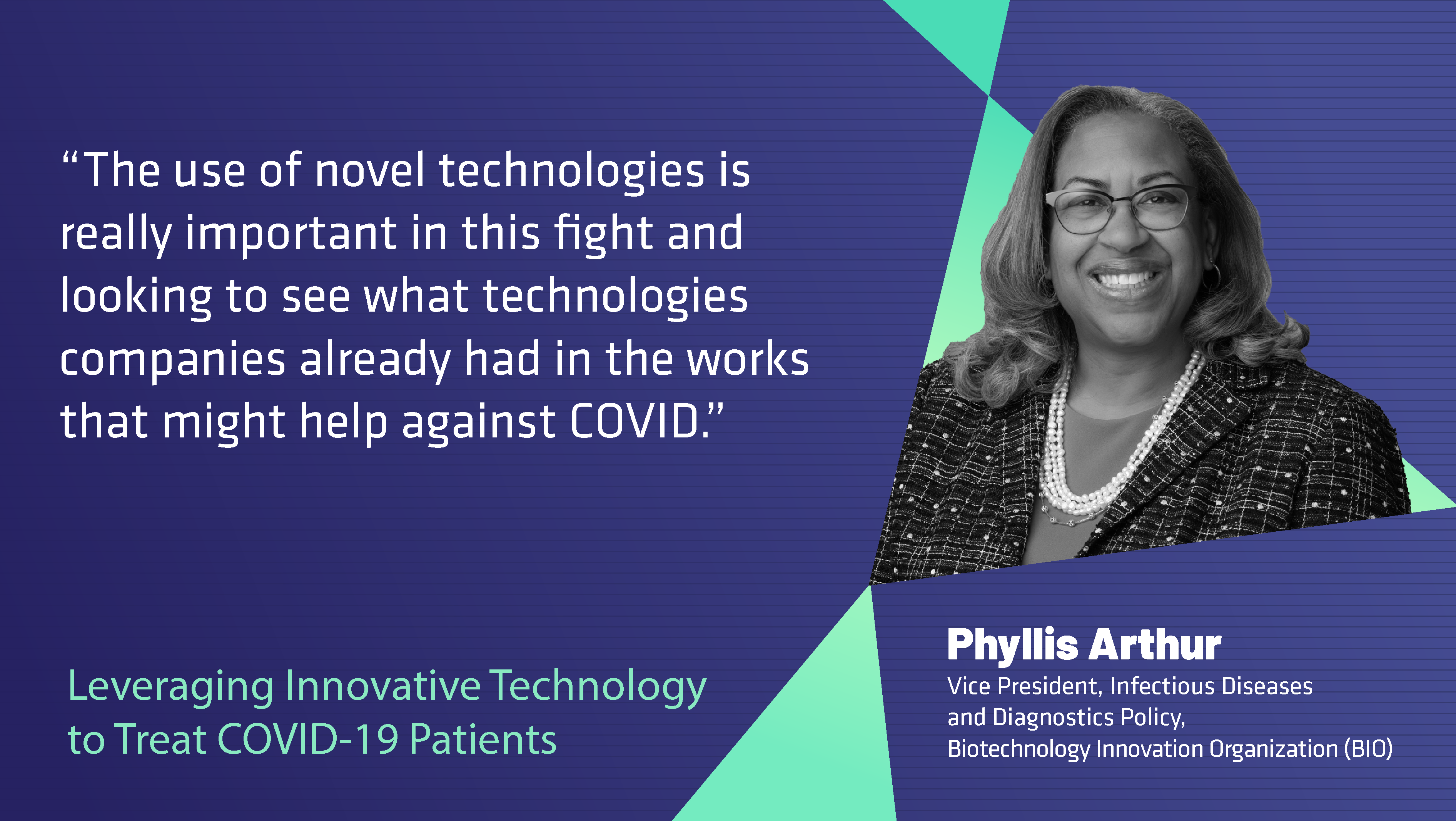 Leveraging Innovative Technology to Treat COVID-19 Patients