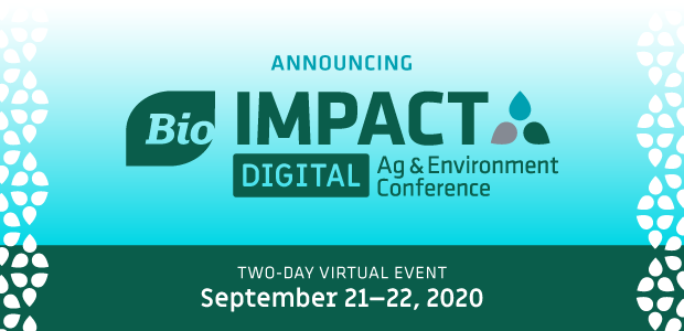 BIO IMPACT Digital Ag & Environment Conference