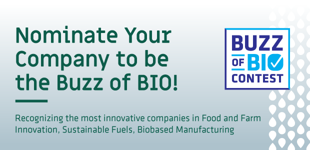 Nominate Your Company to be the Buzz of BIO