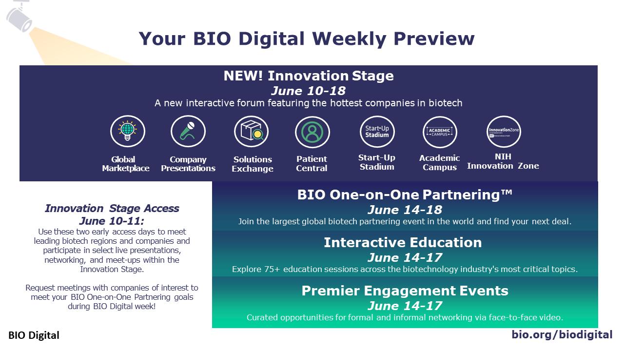 Bio Digital Schedule Preview Graphic
