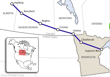 Alberta Clipper Pipeline