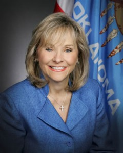 Mary Fallin, Governor of Oklahoma