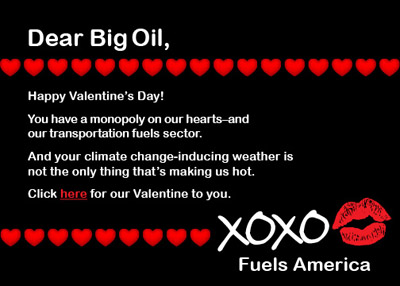 We Love Oil!