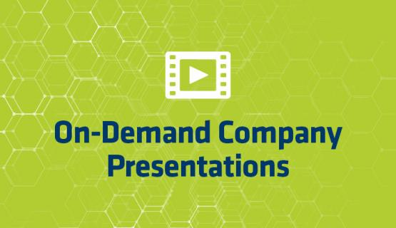 On-Demand Company Presentations