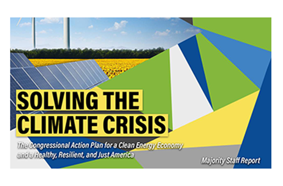 Solving the Climate Crisis Report