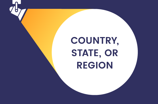 Country State or Region