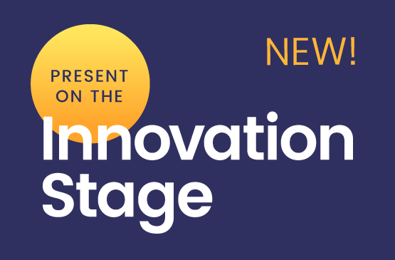 Present on the NEW Innovation Stage