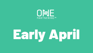 Partnering Opens in Early April
