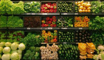 grocery produce section
