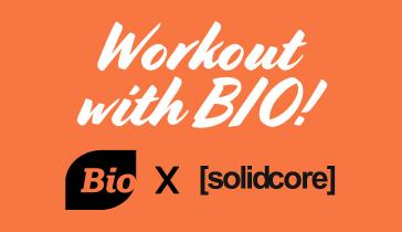 Workout with BIO