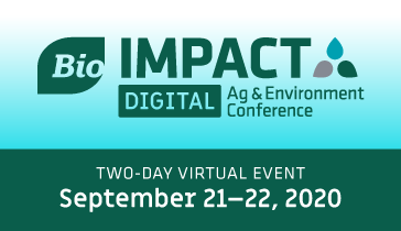 BIO IMPACT is now a 2-day virtual event