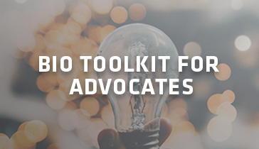 BIO Toolkit for Advocates