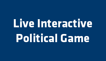 Live interactive political game