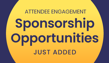 attendee engagement opportunities just added